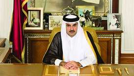 Emir stresses open economy, diversified income sources