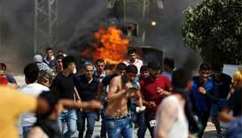 More Israeli-Palestinian violence feared over holy site