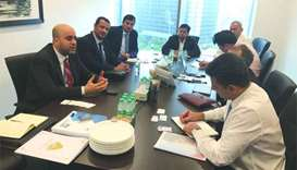 Mwani Qatar seeks to enhance investment possibilities in India