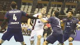 France hand Qatar another loss