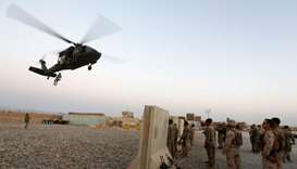 US, Afghan forces expand air strikes on Taliban drug labs