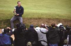 Spieth emerges from epic duel to win British Open
