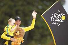 Froome wins fourth Tour, 'honoured' to be with greats