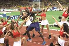 Bolt on the right path to world 100m defence