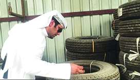 MEC inspection campaign targets tyre shops, warehouses