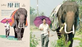 An elephant and his sidekick take a road trip in quirky Thai comedy Pop Aye