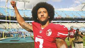 Spotlight on Kaepernick as Chargers audition Griffin
