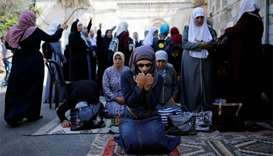 Worshippers can return to Al-Aqsa, say Muslim leaders