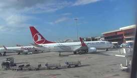 Britain ends electronics cabin ban on some flights from Turkey