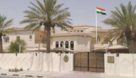 Indian embassy restricts entry to premises due to Covid-19