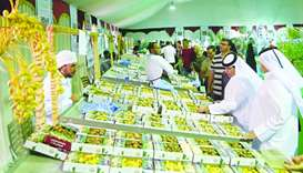 Dates Festival gives a fillip to local agri production