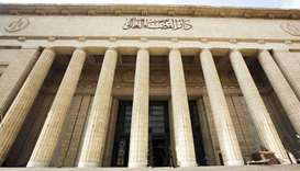 Egyptian court sentences eight to death for deadly attack on police