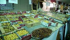 Local Dates Festival, Souq Waqif, Doha