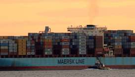 Maersk brings major IT systems back online after cyber attack