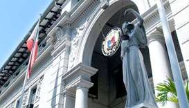 Supreme Court backs martial law in southern Philippines