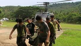 Philippine troops find beheaded Vietnamese captives in south