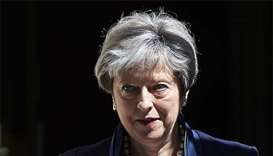 British PM defends austerity amid cabinet splits