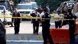 New York police officer killed in 'unprovoked' shooting