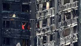 Final human remains recovered from London fire tower