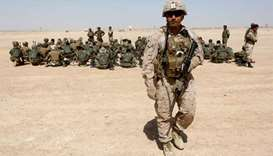 US soldier killed in Afghanistan's Helmand province