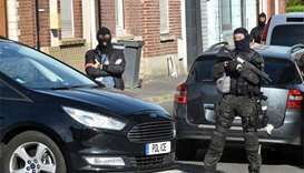Belgian police arrest two men suspected of preparing attack