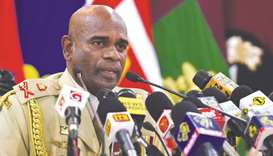 New army chief takes over