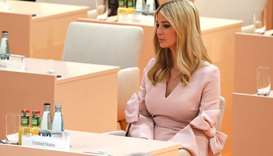 Ivanka sits in for Trump at G20