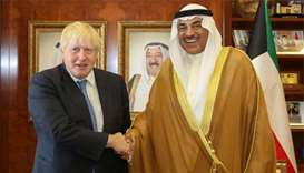 Johnson says progress can be made on Gulf crisis