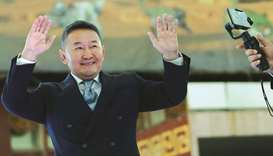 Martial arts expert wins Mongolian presidency