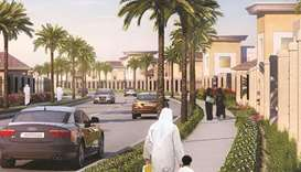 Villas get more permits to build, shows monthly stat