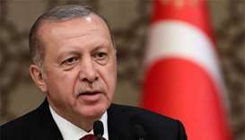Turkey's Erdogan warns US over sanctions threat
