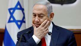Israel's Netanyahu faces 11th grilling over alleged graft