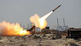 Patriot missile, Israel