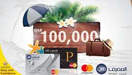 QIB & Mastercard offer cash prizes to cardholders during travel