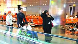 Hamad International Airport hosts private tour for Shafallah Centre