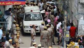 11 family members found dead in Indian capital