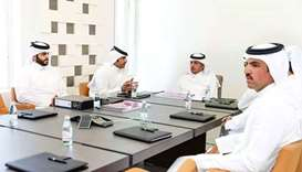 Prime Minister visits Qatar Media Corporation