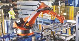 Rise of robots fuels slavery threat