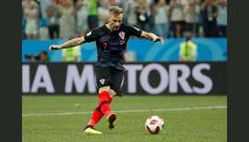 Croatia advance to quarter-finals after penalty shootout