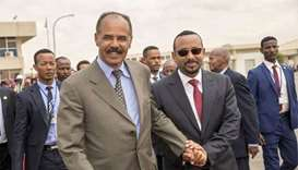 Eritrea's president to visit Ethiopia on Saturday