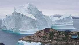 Tsunami fears after huge iceberg drifts close to Greenland village