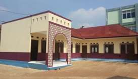 One of the projects implemented by Qatar Charity in Indonesia.