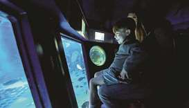 Legoland's most costly attraction, 'undersea' submarine ride, opens