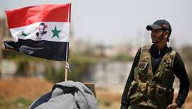 Syrian forces seize village in SW, widening offensive