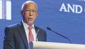 Delfin Lorenzana: tough talk