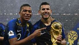France beat Croatia to win World Cup after Croatia thriller