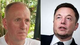 British caver says considering legal action after Elon Musk 'pedo' tweet