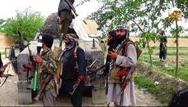 Taliban attacks kill nine security personnel in northern Afghanistan