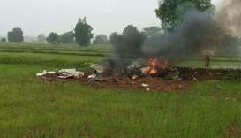 Three killed in helicopter crash in Thailand