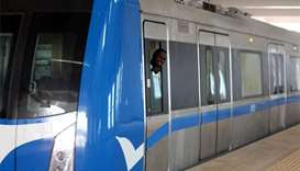 Light rail line in Nigeria's capital opens to passengers